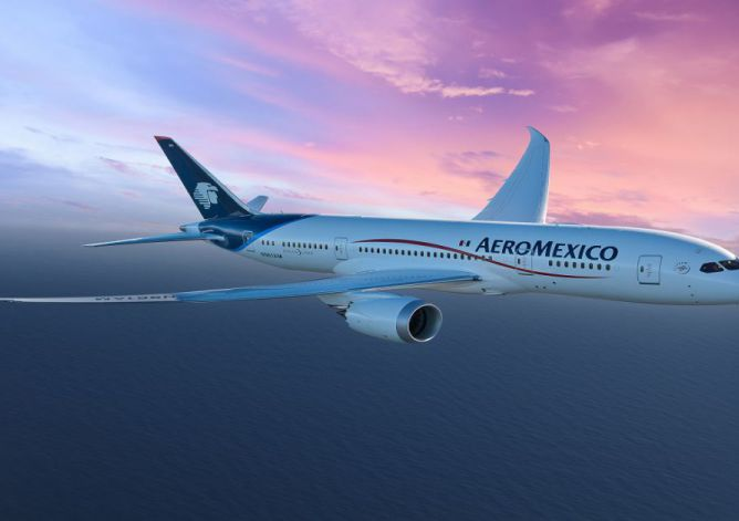Aeromexico meest punctuele airline op Mexico-Stad