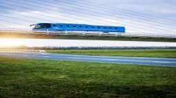 KLM bus weer terug op de weg