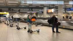 Uniglobe Travel bezoekt Schiphol