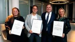UNIGLOBE Westland Business Travel in finale Ondernemersprijs Haaglanden 2020